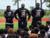 'Bayou Boyz' Return to Louisiana to Hold Football Camp, Give Back to Kids