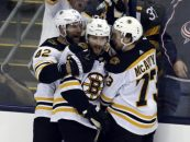 Bruins Advance with win over Columbus