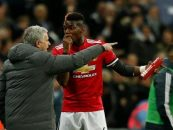 Paul Pogba and the Red Devils