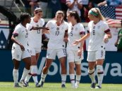 USWNT Finish Send-Off Series With 3-0 Win Over Mexico