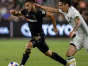 LAFC Down the Portland Timbers