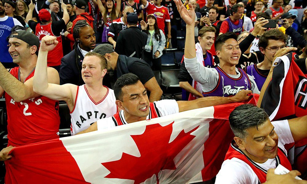 Raptors Capture First Title in Franchise History