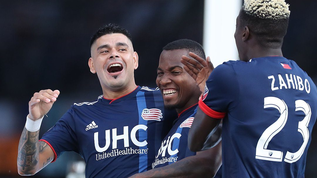 New England Domination Continues With 4-1 Victory Over Orlando