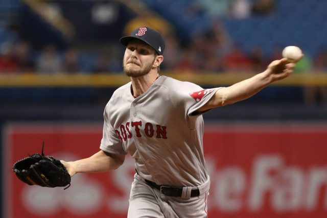 Chris Sale Boston Red Sox