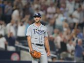 Rays Blow 7-Run Lead, Lose in Extras