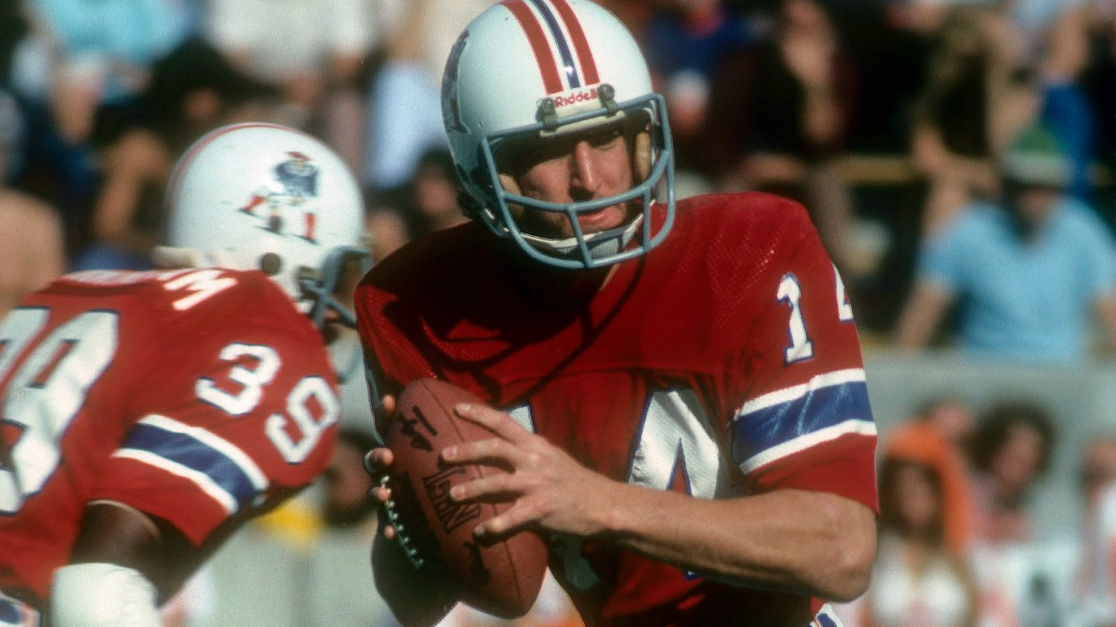 Prime Time Sports Talk's Interview with Steve Grogan