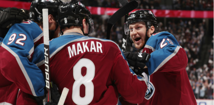 Colorado Avalanche 2019 Offseason Moves
