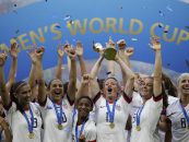 USWNT Topple Netherlands to Win Consecutive Women's World Cup Final