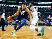 Could the Celtics Trade for Towns?