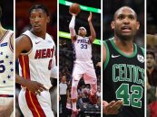 Predicting and Ranking the Top 10 NBA Starting Fives for 2019-20