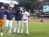 Astros Become First Franchise With 2 Combined No-Hitters