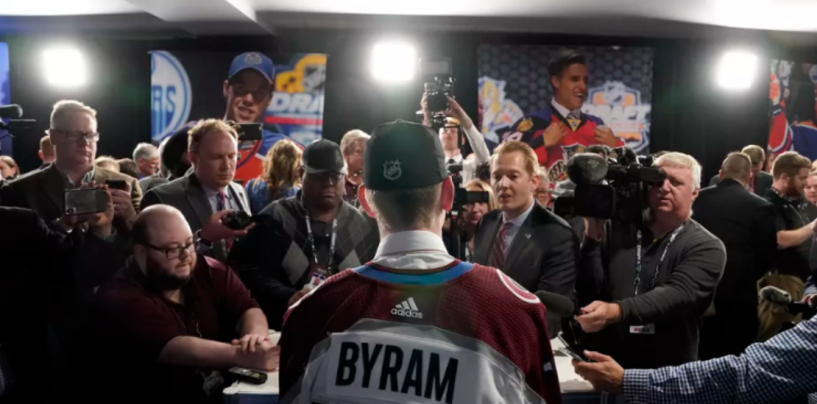 Colorado Avalanche 2019 Draft Selection: Bowen Byram