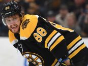 Pastrnak Looking to Bounce Back After Disappointing Postseason