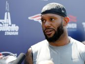 Report: Patriots Tight End Suspended