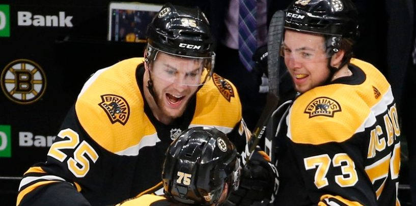 Why Bruins Can't Re-Sign McAvoy, Carlo…Yet