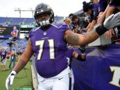 Report: Patriots Add Another Lineman