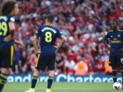 Arsenal Fall Short Against Liverpool