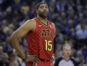 Vince Carter Re-Signs With Atlanta