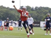 Report: Brady, Patriots Agree to Extension