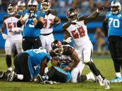 5 Studs in Buccaneers' Victory Over Panthers