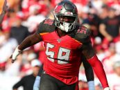 Report: Tampa Bay Buccaneers Place Franchise Tag on Shaq Barrett