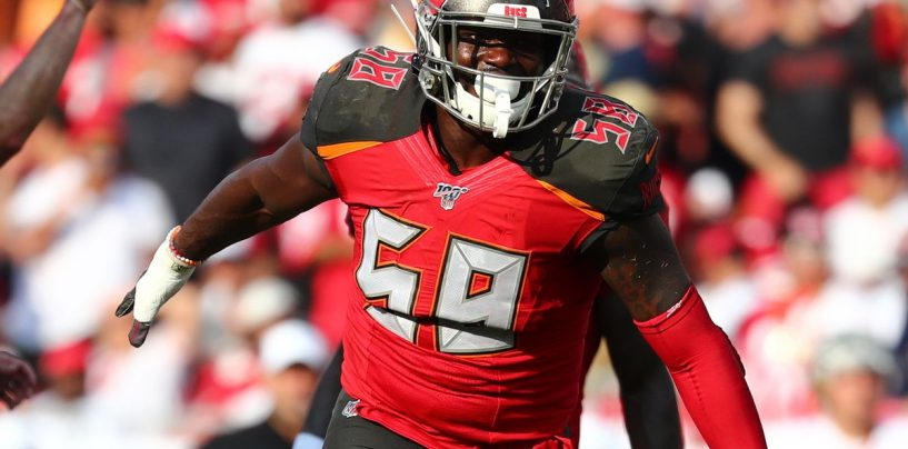 Buccaneers Itching to Extend Barrett, Nassib