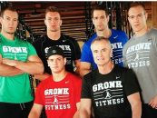 'It's a Mindset': Chris Gronkowski and Family Look to Continue Making Big Hits in Fitness World