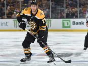 Bruins Player's Brother Forced to Retire