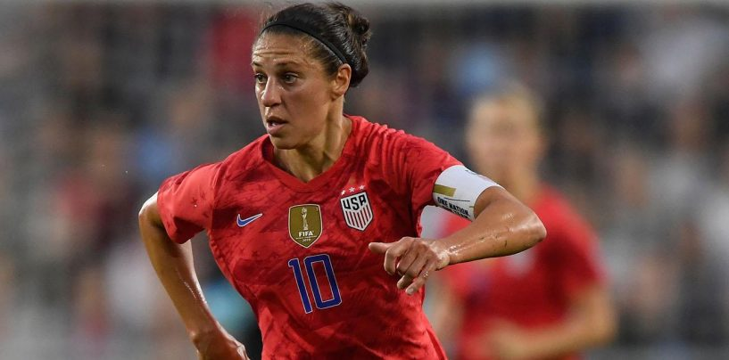 USWNT Continue Victory Tour With 3-0 Win Over Portugal