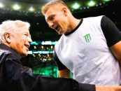 Report: Kraft Comments on Gronkowski's Status