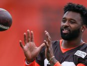 Jarvis Landry Sounds Very Confident Heading Into Patriots Game
