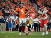 The Broncos Fall to 2-5 with Loss to Chiefs