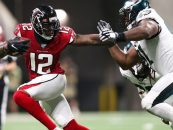 Patriots Make Sanu and Bethel Acquisitions Official, Release Safety and Tight End