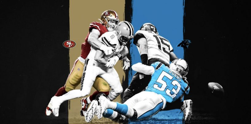 Game Preview: Panthers at 49ers