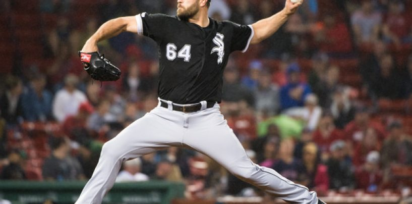 Report: Red Sox Claim Southpaw Reliever