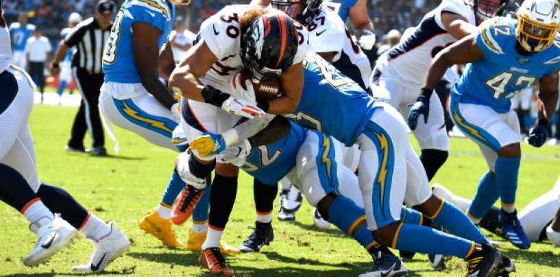 Denver Broncos Steal a Victory from the Chargers in Los Angeles