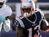 Report: Patriots Rule Out Receiver