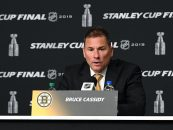 "Bruce Cassidy Furious Over Another ""No-Goal"" Call"