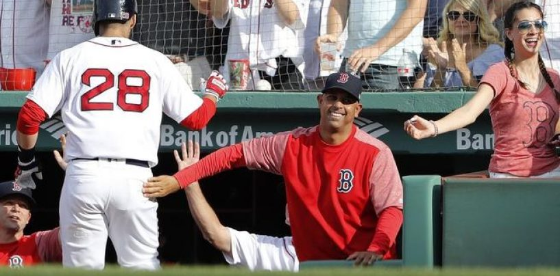 Alex Cora Riles up Red Sox Twitter With Cryptic Tweet