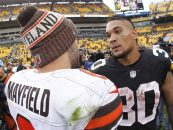 Cleveland Browns Host Pittsburgh Steelers for Thursday Night Divisional Battle