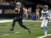 Carolina Panthers Travel to New Orleans for Tilt with Saints