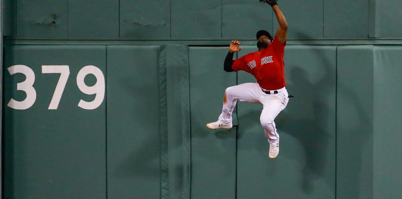 Will The Red Sox Trade Jackie Bradley, Jr.?