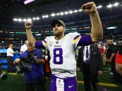 Cousins Gets Primetime Monkey off His Back in Win Over Cowboys