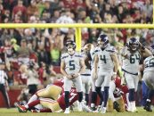 Seahawks, 49ers Meet in Final Game of Season with NFC West on the Line