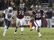 South Carolina Eliminated from Bowl Contention with Loss to Texas A&M