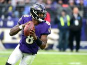 Why Sitting Lamar Jackson in Week 17 Could be a Bad Decision