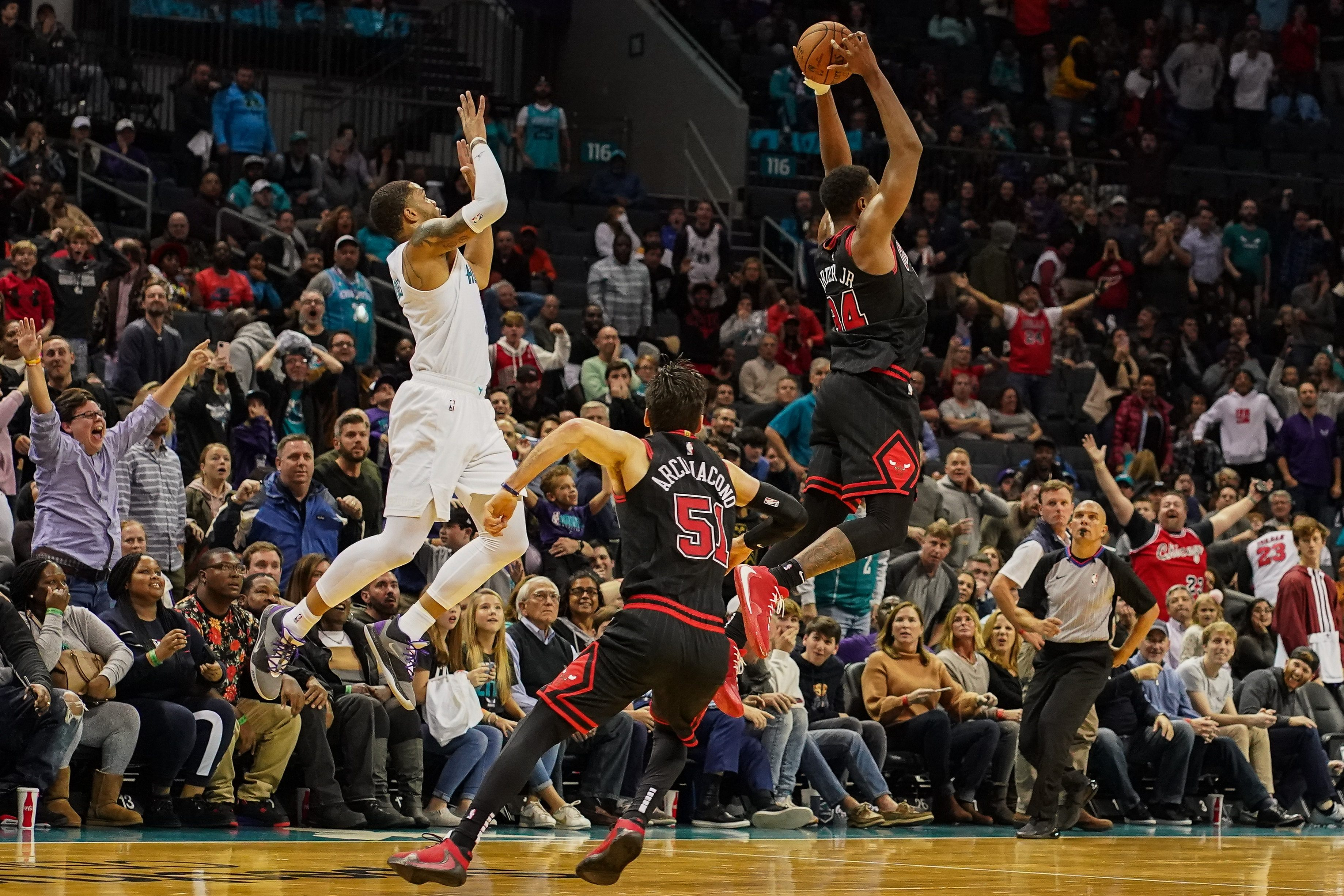 Charlotte Hornets Fall to Chicago Bulls in Heartbreaker at Home