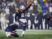 Report: Nick Folk out for Sunday, Patriots Reportedly Looking for New Kicker