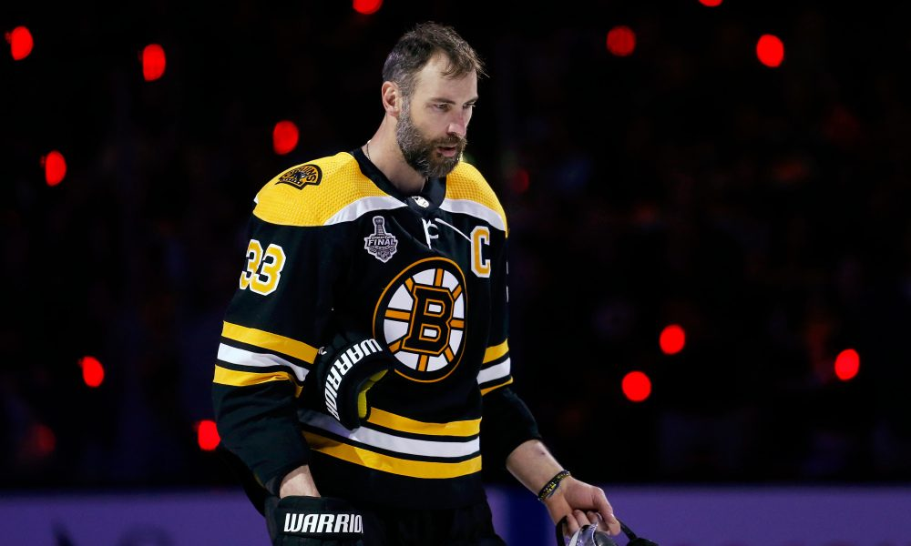 Chara set for Milestone Game in Montreal