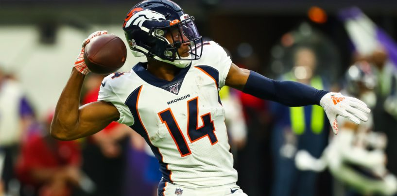 Denver Broncos Winners and Losers: Week 11 Edition